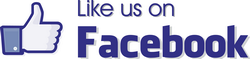 facebook like button png logo 3